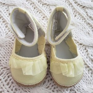 SoDorable Yellow Baby Shoes